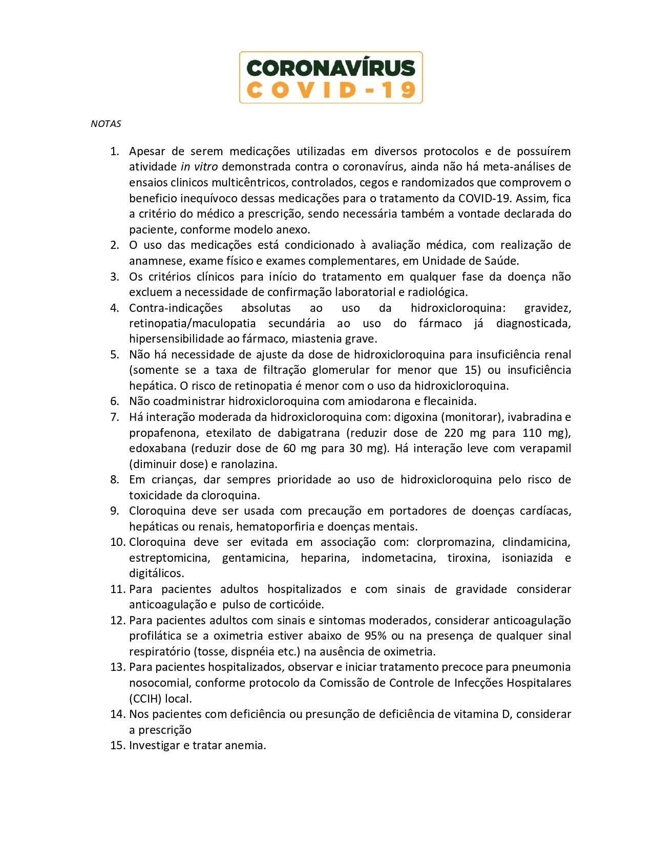 ORIENTAÇÕES DO MINISTÉRIO DA SAÚDE - hidroxi.cloroquina_page-0006